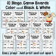 CVC Word Bingo - Games for Short O