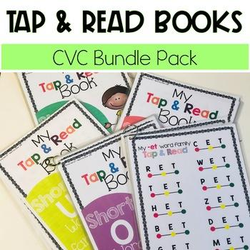 CVC Blending & Segmenting Bundle Pack