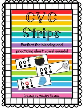 CVC Blending Strips