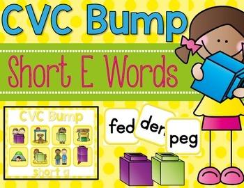 CVC Bump {Short e}