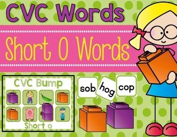 CVC Bump {Short o}