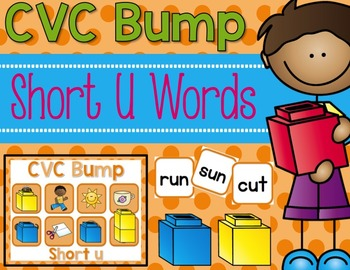 CVC Bump {Short u}