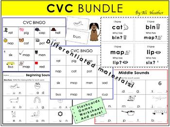 CVC Differentiated Bundle
