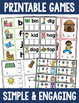 CVC Word Activity Bundle