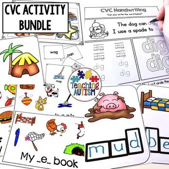 CVC Activity Bundle