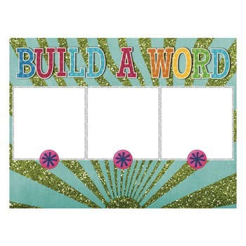 CVC Dry-Erase Printable Build-A-Word Boards for Spelling,
