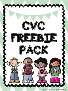 CVC FREEBIE PACK