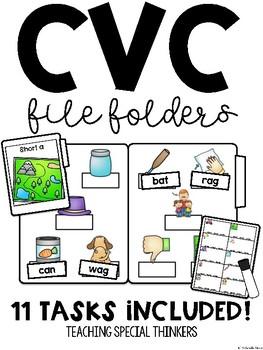 CVC File Folder Tasks
