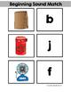 CVC Literacy Centers {RF.K.2a, RF.K.2d}