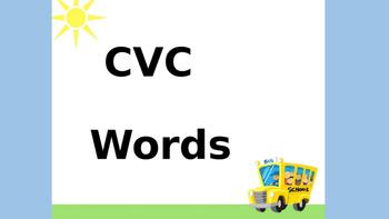 CVC Practice PowerPoint