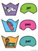 CVC Activities (Cupcake Puzzles)
