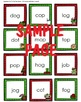 CVC Review Game for December - Plus template to use with a
