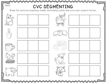Original further  on cvc segmenting freebie 925293
