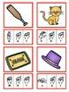 CVC Short A Words (Sign Language)