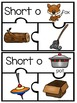 Short Vowels Activities / Literacy Center Bundle