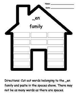 CVC Sorting House for _en family