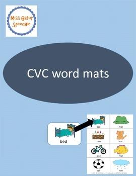 CVC Sound Mats