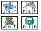 CVC Sound and Spell Puzzles