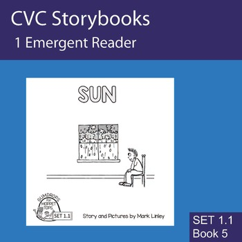 1 Emergent Reader  - Set 1_1_5 - SUN