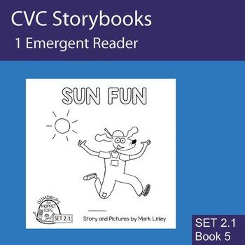 1 Emergent Reader - Set 2_1_5 - SUN FUN