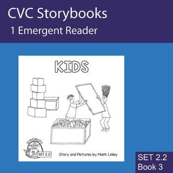 1 Emergent Reader - Set 2_2_3 - KIDS