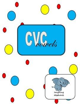CVC Vowel Sounds