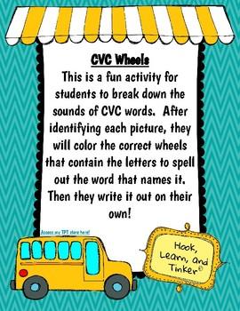 CVC Wheels