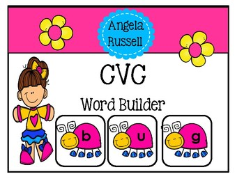 CVC Word Builder