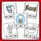 CVC Word Family Clip/Clothespin Cards