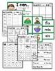 CVC Word Family ID and IX Worksheets