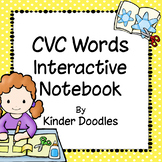 CVC Word Interactive Notebook