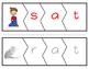 CVC Word Puzzles (Vowel A Version)
