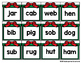 CVC Word and Picture Match Activity-Christmas Theme