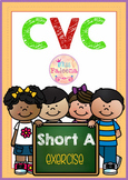 CVC Word Short A Exercise