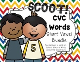 Short Vowel Scoot: Bundle