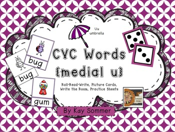 CVC Words {medial u}