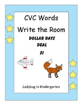 CVC Write the Room Dollar Deal