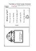 CVC at word work, flip book, reading passage