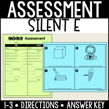 CVCE/Long Vowel Assessment