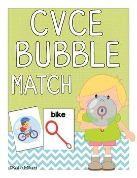CVCE Bubble Match