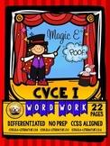 CVCe Long I Word Work No Prep Packet
