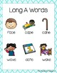 CVCe Magic E Long Vowel Clip Cards BUNDLE