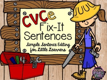 CVCe Sentence Editing