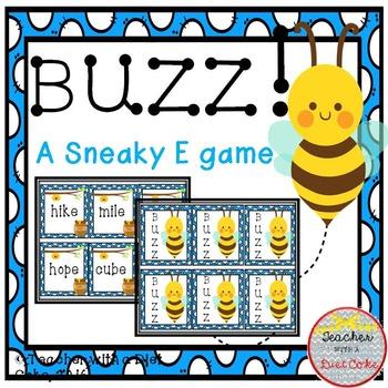 CVCe game-- BUZZ!