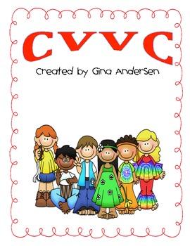 CVVC Spelling Pattern