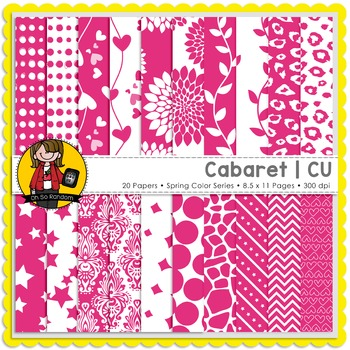 Cabaret Digital Papers {CU}