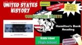 Cabinet Battle Close Read Using Lin-Manuel Miranda's music