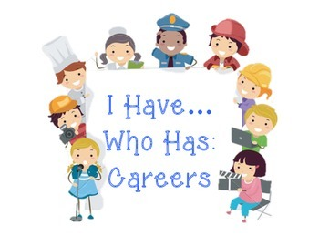 Caeers I have, Who has for Career Awareness and recognitio