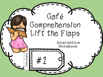 Cafe' Comprehension Lift the Flap and Answer