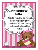 Cafe Read-A-Latte: Reading Contract and Reading Log